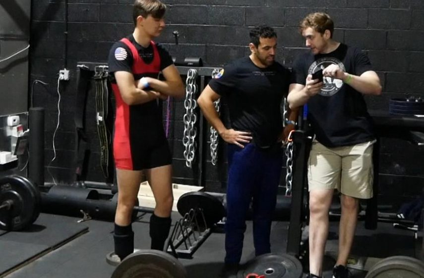 b138796a92867b personal training. Personal training offered with Barbell Brotherhood ...